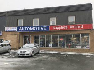 Automotive Supplies and Parts Elizabeth Ave, St. John's Newfoundland